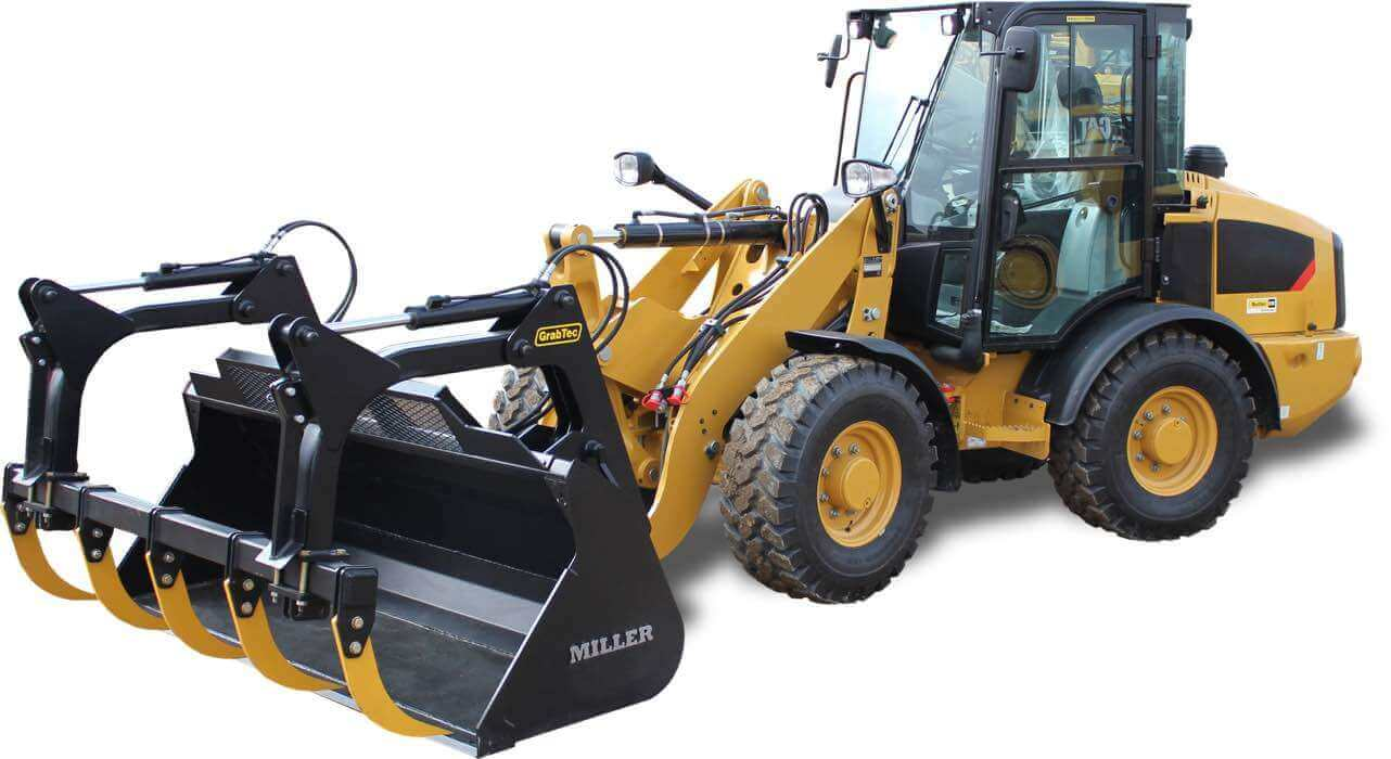 miller loader attachments for Compact Wheel Loaders